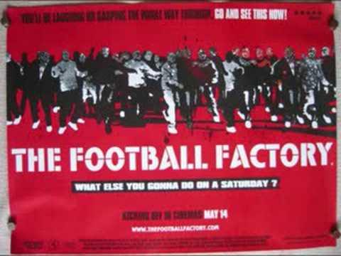 David Guetta - Just a little more love (the football factory