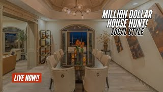 Luxury Southern California Homes ON THE MARKET!!!
