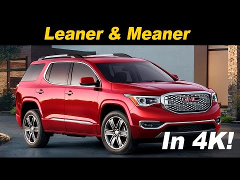 2017 GMC Acadia Review and Road Test | DETAILED in 4K UHD!