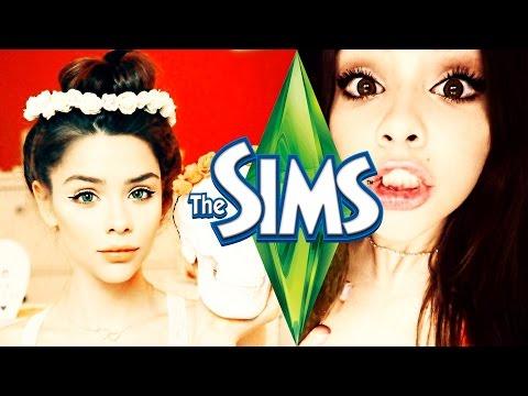 The Sims 4 MW ♥ Мария Вей в СИМС ♥ Путёвая Маша [ #Sims 4 ]
