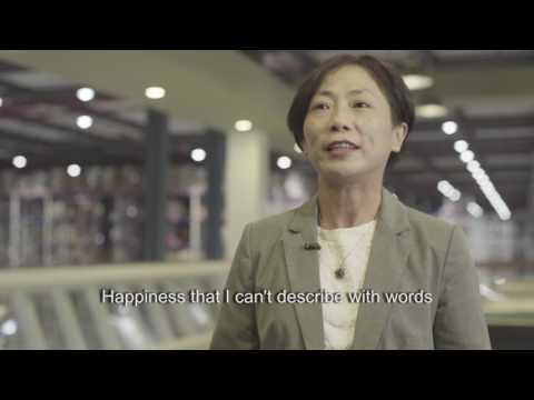People of Zuellig Pharma - Amy Cherng, Operations Director, Taiwan