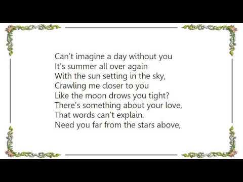 Hind - Summer All Over Again Lyrics