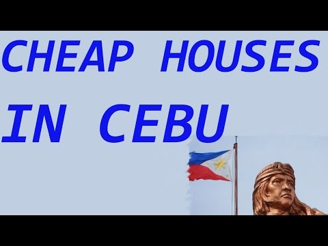 Living in Cebu - Affordable Small Houses, Swimming and Mga Police!