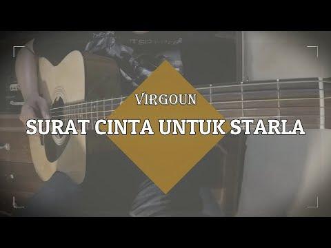 (Virgoun) Surat Cinta Untuk Starla | Guitar Instrumental Cover