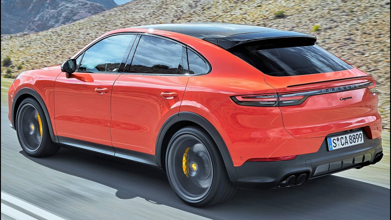 2020 Porsche Cayenne Coupe Price, Redesign >> 2020 Porsche Cayenne Coupe Luxury Performance Suv