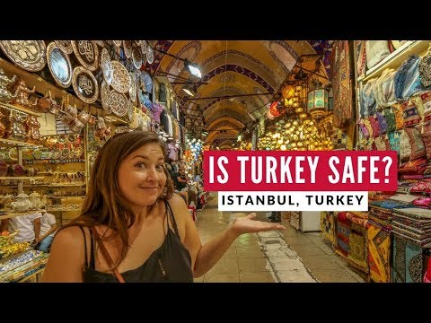 Is Turkey Safe? My Parents Bad Experience In Istanbul | Full Time Travel Vlog 15