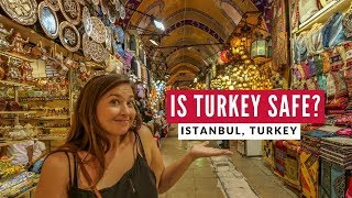 Is Turkey Safe? My Parents Bad Experience In Istanbul   Full Time Travel Vlog 15 Video