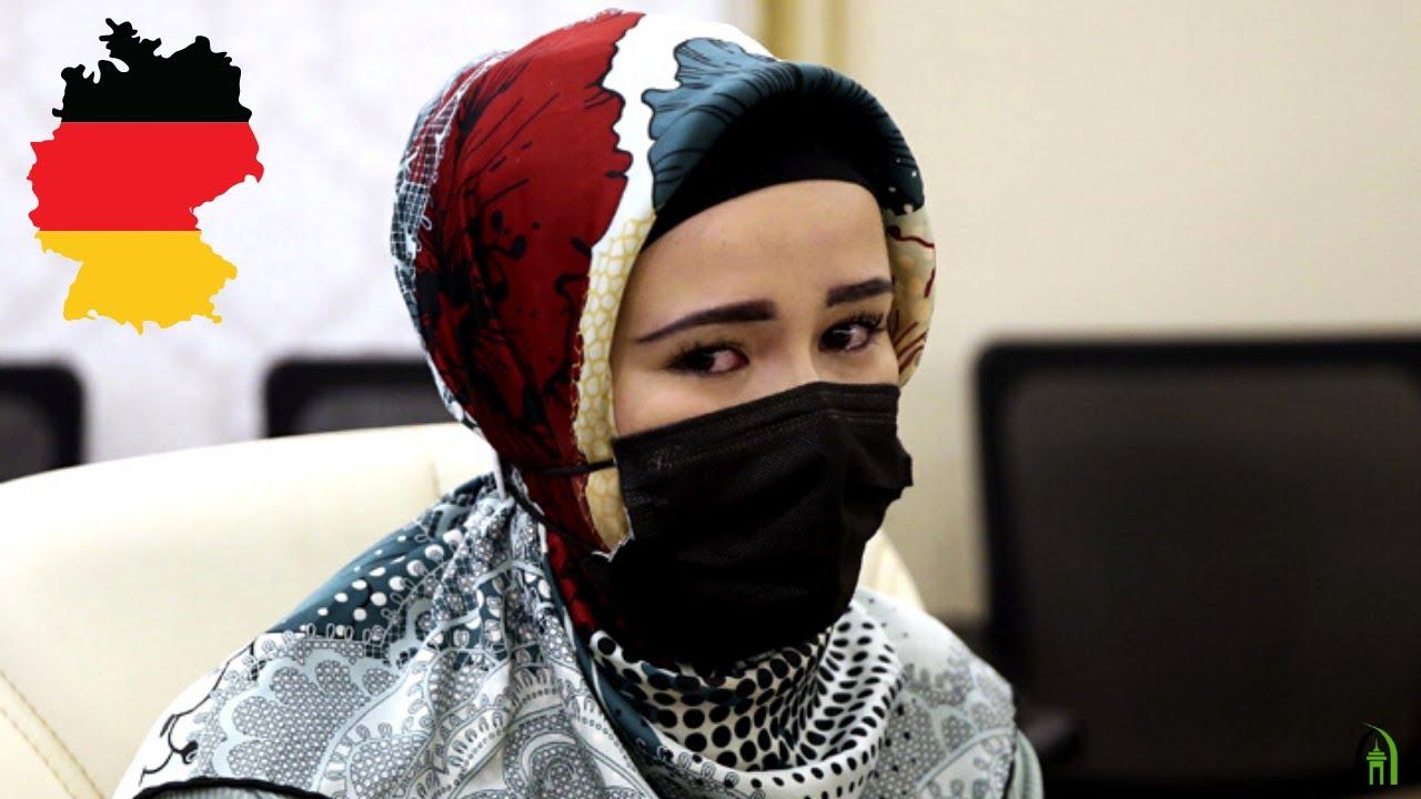 A Miraculous Dream made this German Girl Accept Islam