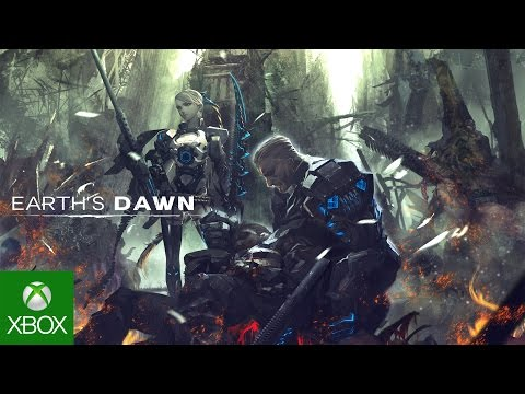 Earth's Dawn Now Available for Xbox One
