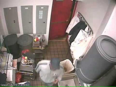 Hanabi Japanese Steak House Robbery Suspect