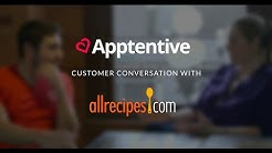 All Recipes Case Study: A Conversation with Apptentive, Extended Version