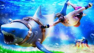 DRIFT & THE SHARK! (A Fortnite Short Film)