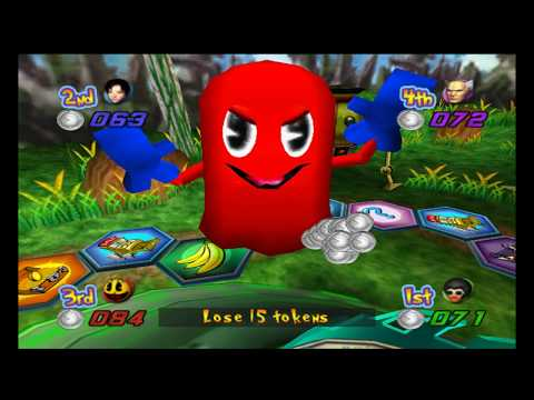 PAC-MAN FEVER (GAMECUBE) FEVER SPACE  3-14-19