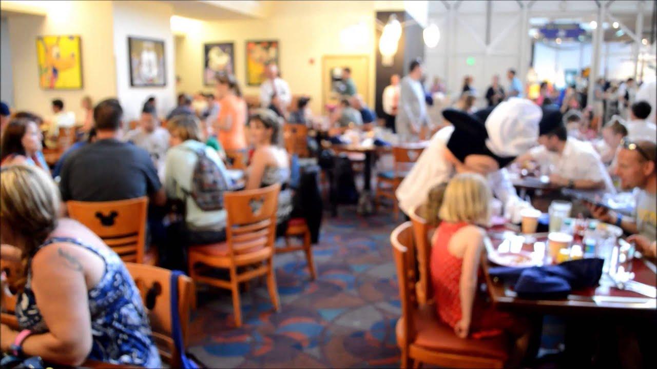 Chef Mickeys Character Dining at Disneys Contemporary Resort
