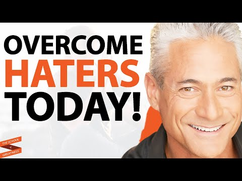 Silence the Haters Greg Louganis and Lewis Howes