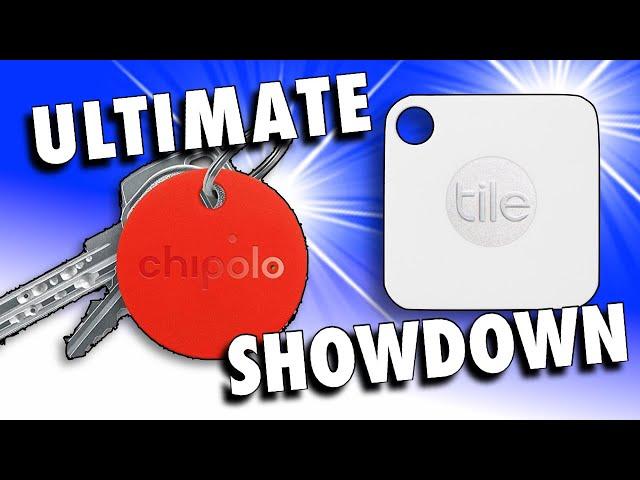 tile vs chipolo ultimate showdown