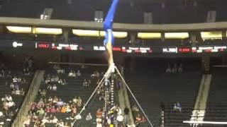 Лучшие гимнасты США.