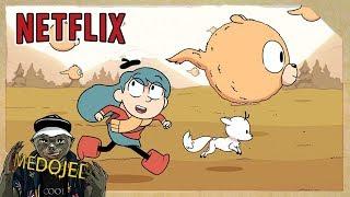 Recenze seriálu: Hilda - jestli vám chybí Městečko Záhad a Adventure Time...