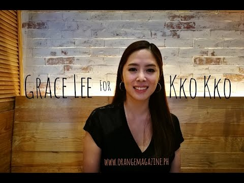 Grace Lee talks about her new Korean restaurant, Kko Kko