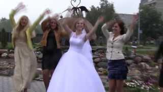 Невеста дарит песню жениху ,свадьба Ирины и Сергея.