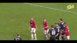 Манчестер Юнайтед 3 3 ЦСКА   Лига Чемпионов 3⁄11⁄2009 Что творит Акинфеев!