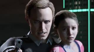 DETROIT: Become Human new Trailer 2018 ps4 game full HD