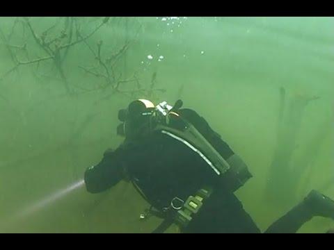 Под водой с Вадимом Малышем - 489 - Калининград. Синявинский карьер.