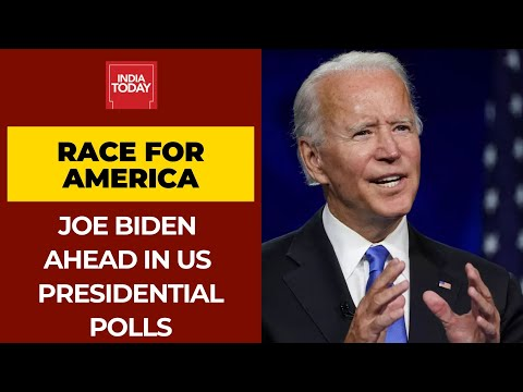 Joe Biden Leads US Presidential Elections 2020; America Anxious As World Watches