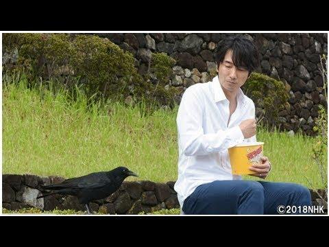 眞島秀和がカラスになって空を舞う!?最新ドローンを駆使した異色のドラマが誕生| News Mama