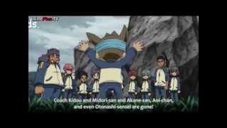 Inazuma Eleven Go Movie: The Ultimate Bonds Gryphon - Trailer (eng Sub)