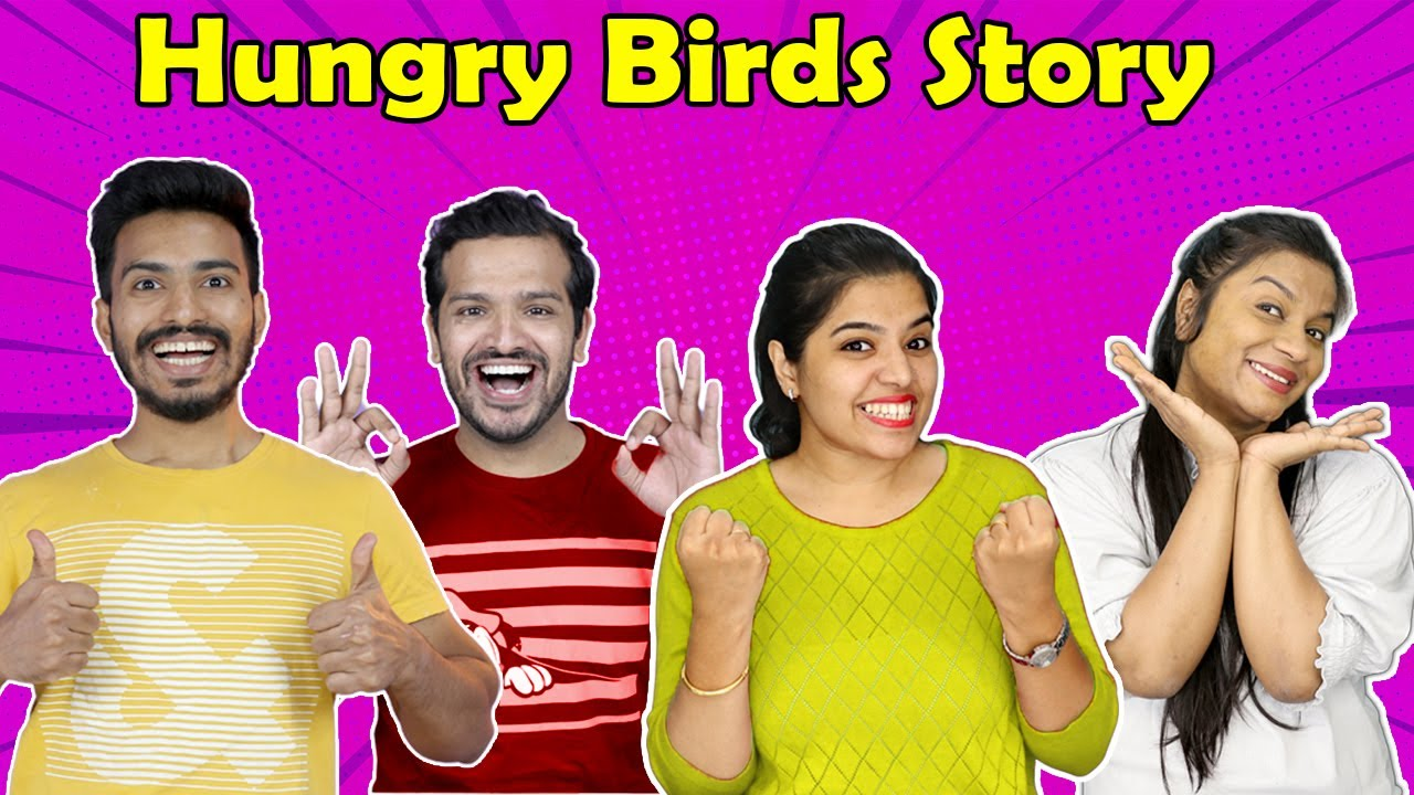 Download Hungry Birds Story 2020