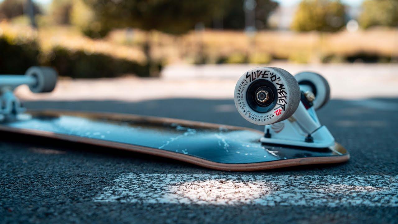 """Des roues Oxelo de freeride VIABLES ? 🤔(et pas chères) - [Slide """"o"""" meter V2 review]"""