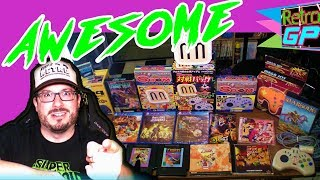 12 AWESOME Video Games, More Japanese Treasures and a Package from Strictly Limited Games - Retro GP