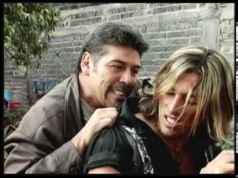 Violencia en las Calles Guillermo Quintanilla, Poncho De Nigris Cine Mexicano