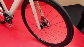 EUROBIKE 2016 Argon18 Aero Concept Bike