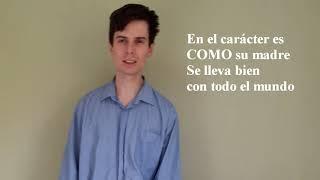 Учим испанский А2 #3 Gente que se conoce - люди, которых знаем