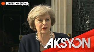 British PM, handang magresign