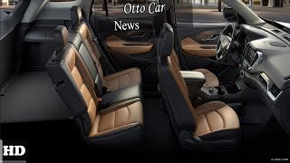 Hot News !!! 2018 GMC Terrain Interior and Infotainment Overview