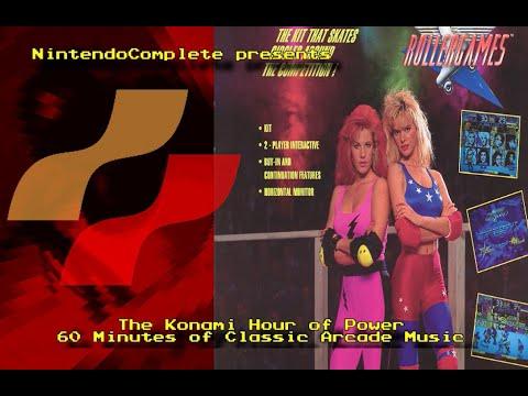 Konami Hour of Power - Great Arcade Music - NintendoComplete