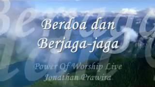 Gambar cover Berdoa Dan Berjaga-Jaga - POW Live (Jonathan Prawira)