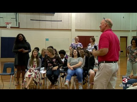 Belle Place Middle School students hold town hall to address gun violence