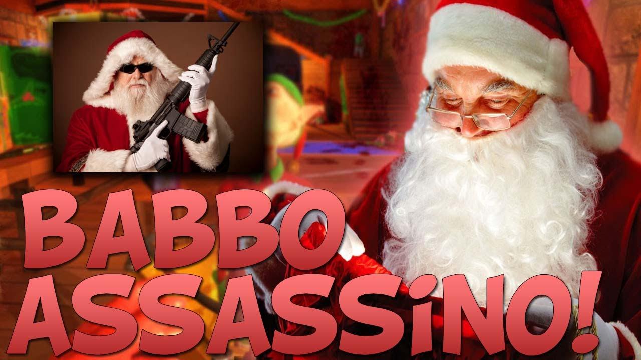 Babbo Natale Assassino.Babbo Assassino Youtube