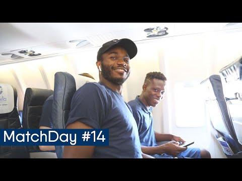 Перелет в Витебск за 1 час и победа за 90 минут / MatchDay 14