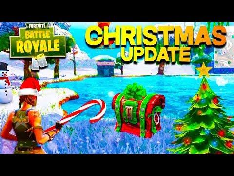 Top SOLO Player - Christmas UPDATE - FORTNITE BATTLE ROYALE (SPONSOR GOAL 3/5)
