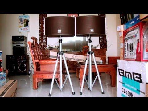 Bộ Chân để loa WD-602S [ đẹp-cứng cáp-giá rẻ ]