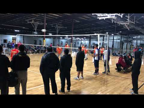 Malton vs palace panthers finals NYC 2018