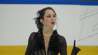 Елизавета Туктамышева ПП Контрольные прокаты 2020 2021 Elizaveta Tuktamysheva FP Open Skates