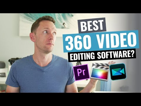 Best 360 Video Editing Software For Mac And PC