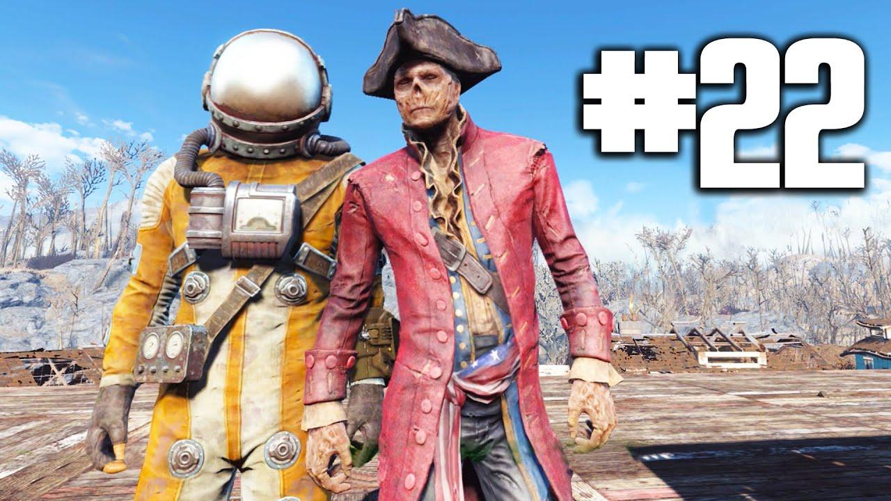 Fallout 4 - Spoločník Hancock & Hazmat Suit | #22 | PC SK ...