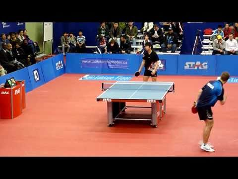Hongtao CHEN (CAN) vs Pierre-Luc THERIAULT (CAN) pt 2